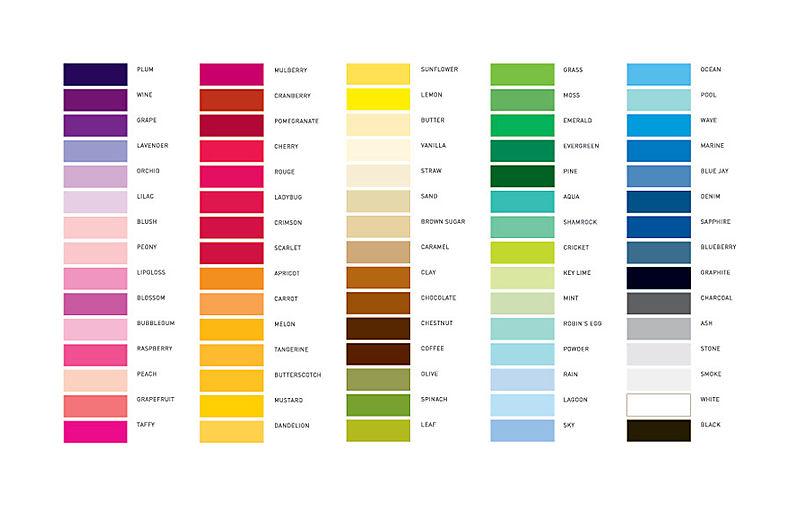 Cardstock-Colors
