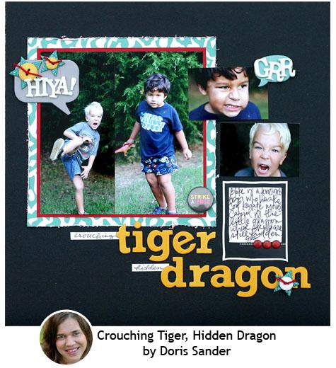 Blog tiger
