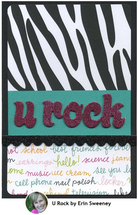 U rock