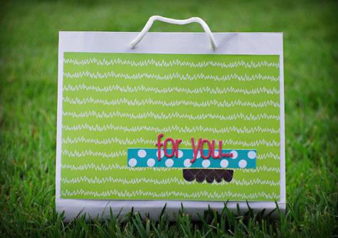 For you gift bag - Belinda Venables