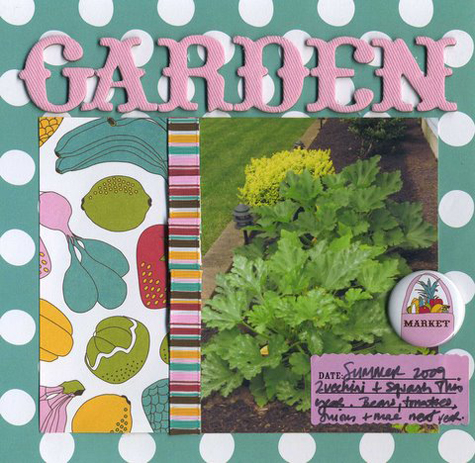 Ac mini album garden