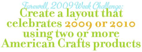 2009 challenge