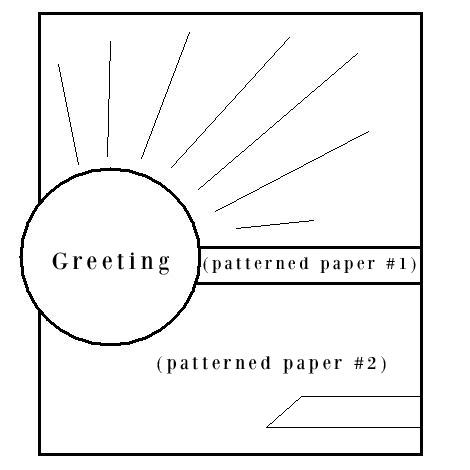 Sketch - thank you card SKETCH - susan weinroth