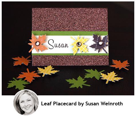 Placecard Susan
