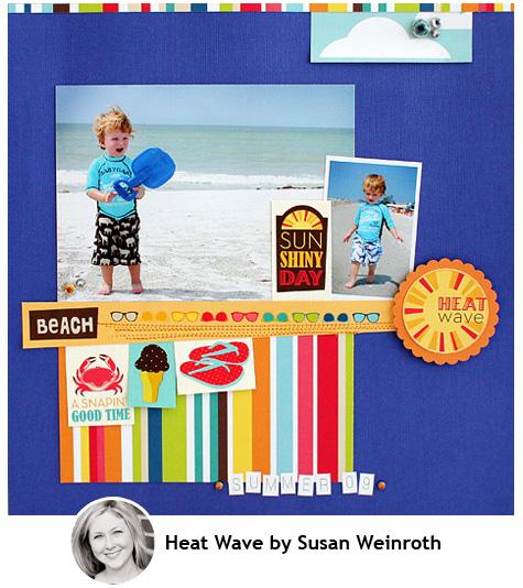 Heat Wave Susan