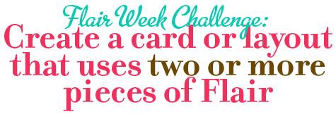 Flair challenge