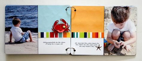 Beach mini page 3-4