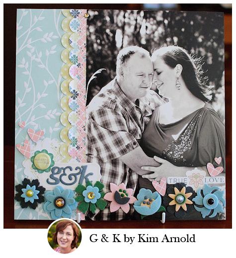 G & K by Kim Arnold