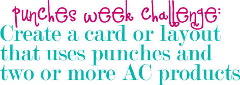 Punches Week Challenge