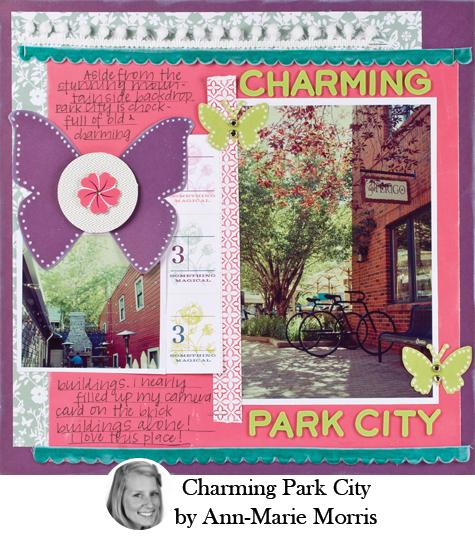 Charming Park City by Ann-Marie Morris