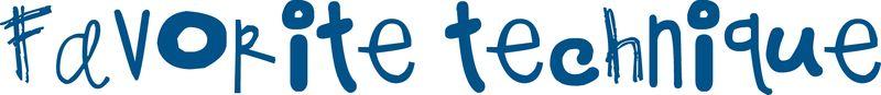 Favorite Technique Logo