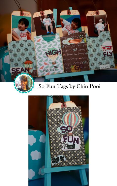 So Fun Tags by Chin Pooi