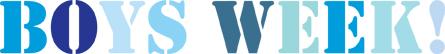 Boys Week Logo