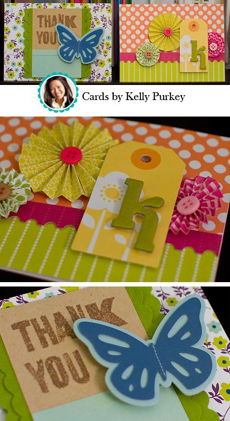Cards by Kelly Purkey