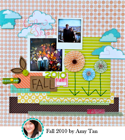 Fall 2010 by Amy Tan