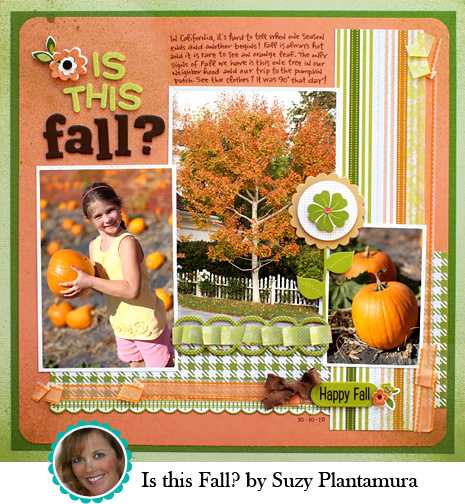 Is This Fall by Suzy Plantamura