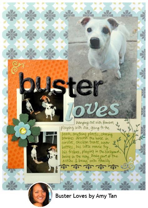Buster Loves