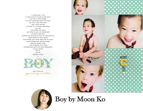 Boy by Moon Ko