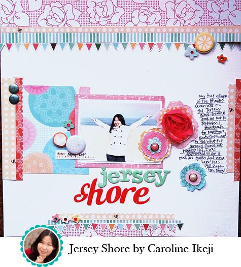 Jersey Shore by Caroline Ikeji