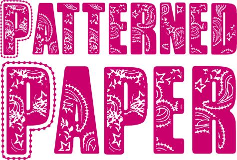 Patterned Paper Logo