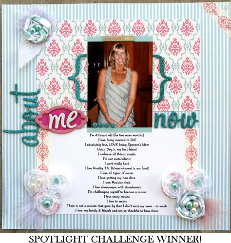 About Me Now by Lori Massicot