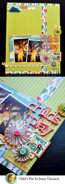 Child's Play by Jenny Chesnick
