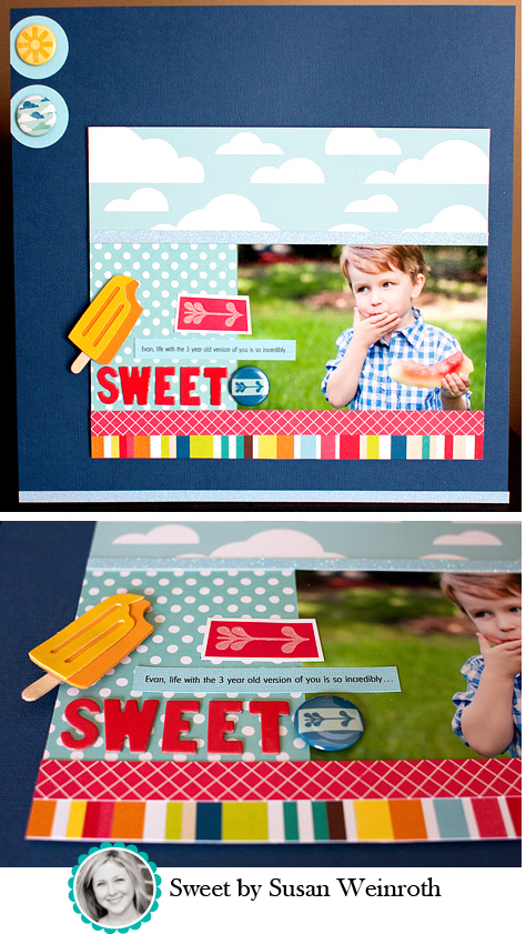 Sweet by Susan Weinroth