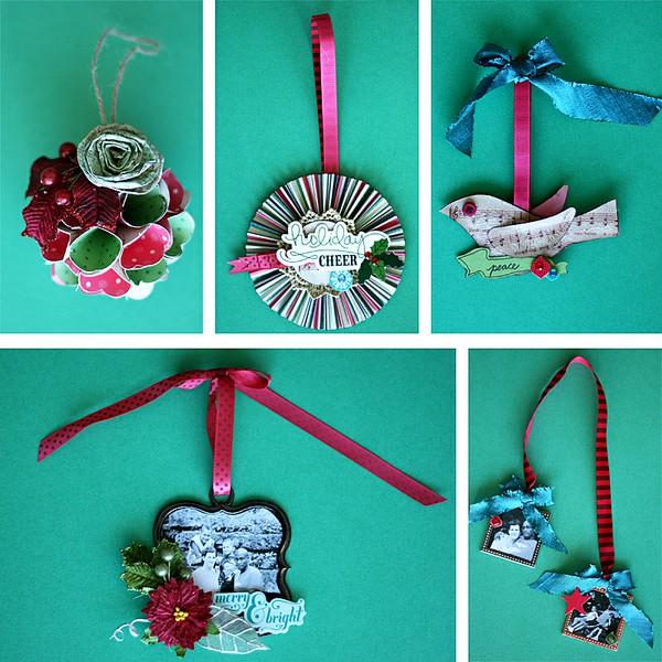 Leah Farquharson - Ornaments