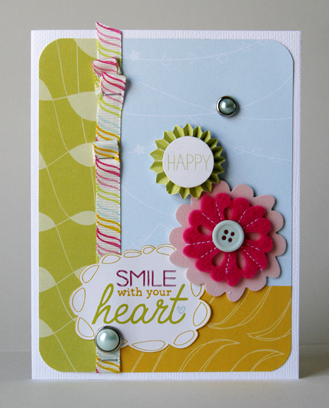american crafts studio blog hello sunshine cards by cindy