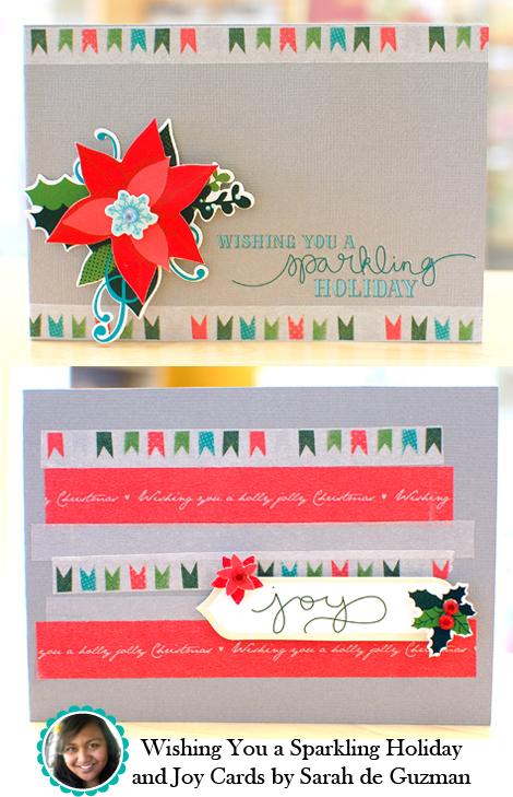 Cards by Sarah de Guzman