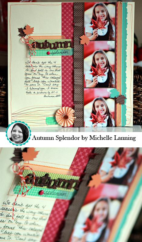 Autumn Splendor by Michelle Lanning