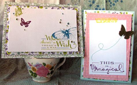 Dear lizzy cards
