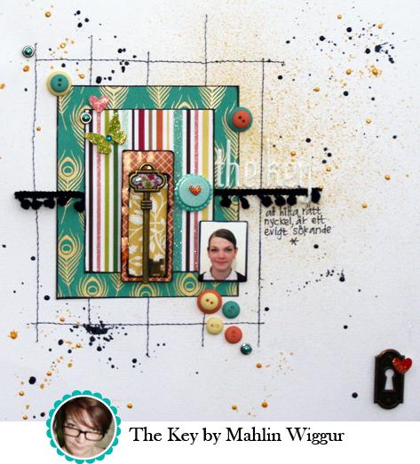 The Key by Mahlin Wiggur