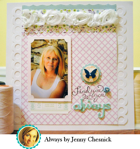 Always by Jenny Chesnick