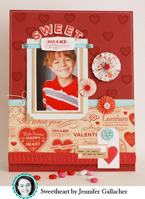 Sweetheart by Jennifer Gallacher