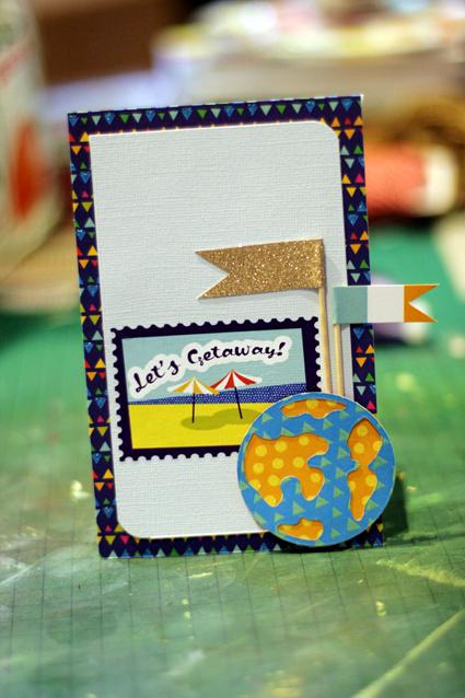 Celine MARGARITA card