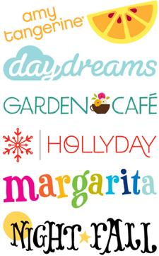 Summer 2011 Logos