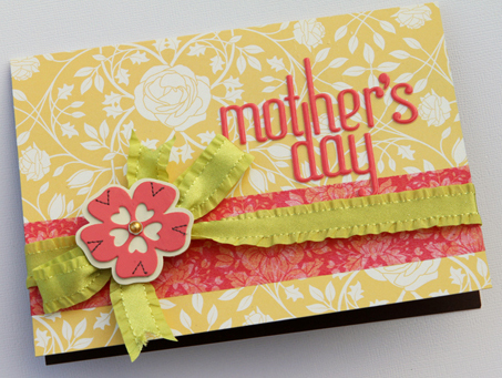 Mother's day card small