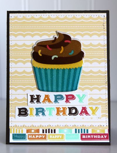 Ronda Palazzari AC Happy Birthday Card