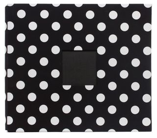 76201_Patterned_Album_Black_Polka