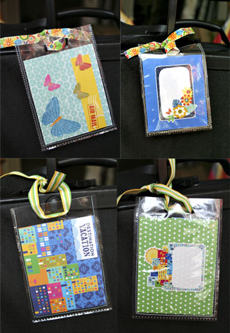 Luggage-tags