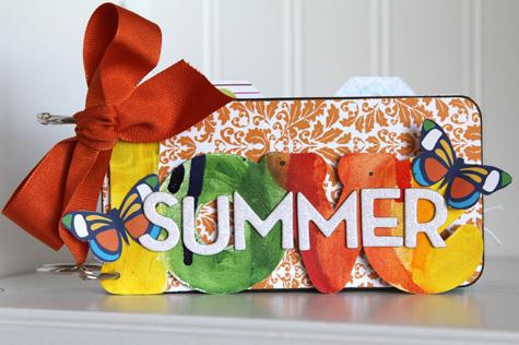 Ronda Palazzari AC Summer Love Mini