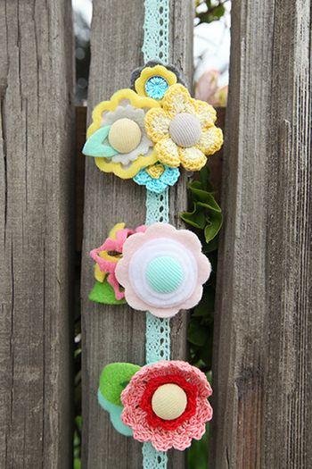 Amy Parker Barrettes upper American Crafts