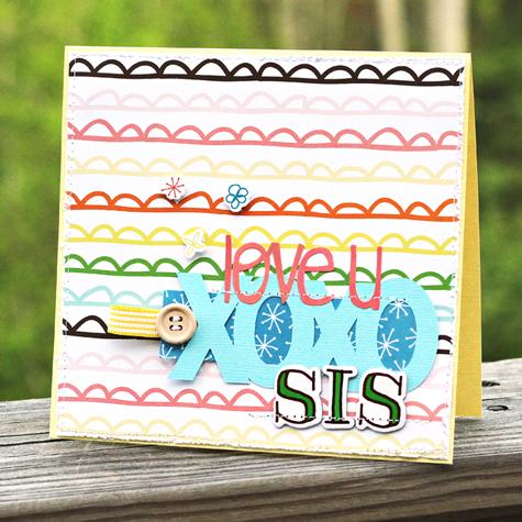 Siblingcard