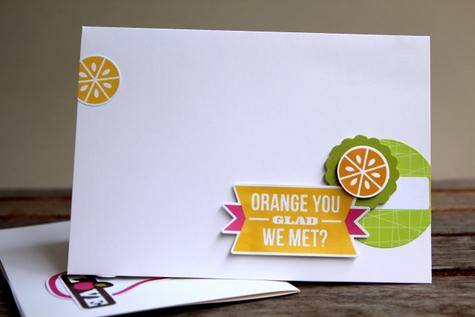 AC Card - Orange You Glad We Met