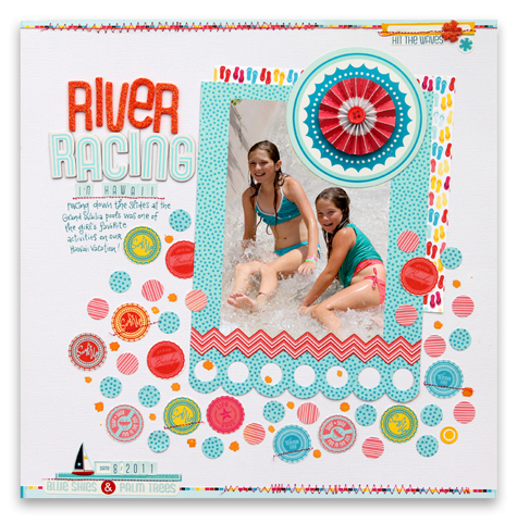 River racing small