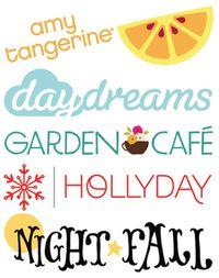Summer logos