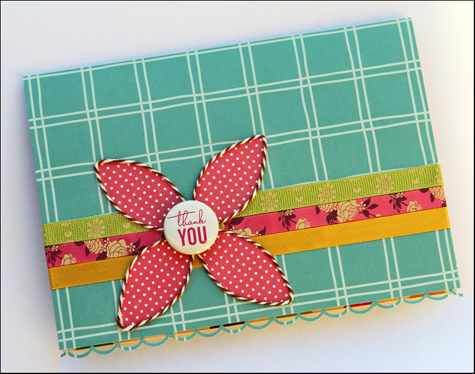 Quilt card small