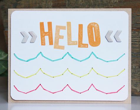 Hello-stitch-card