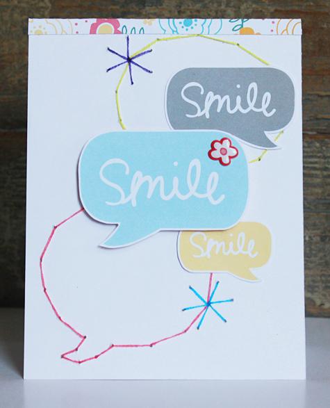 Smile-tarjeta